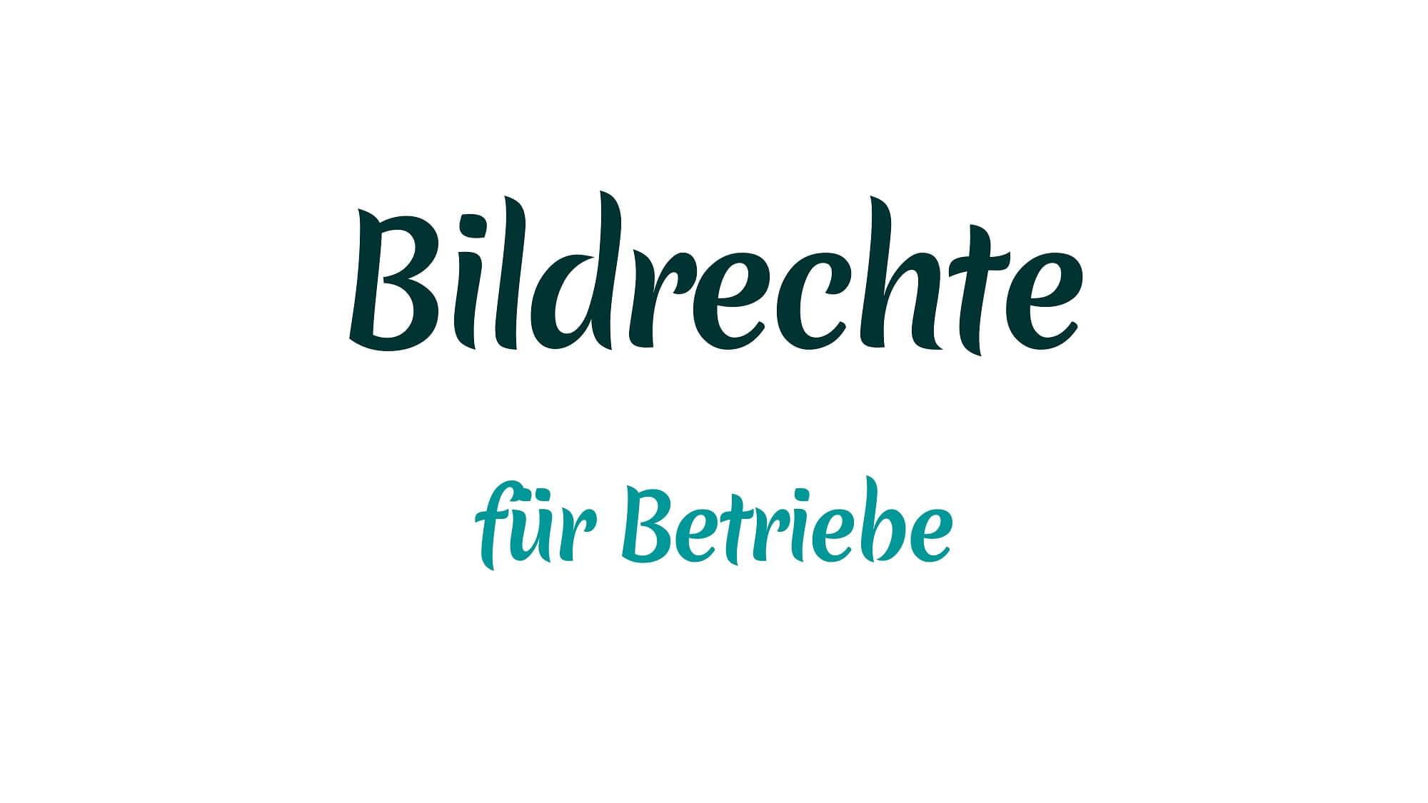Bildrechte für Betriebe in Dortmund