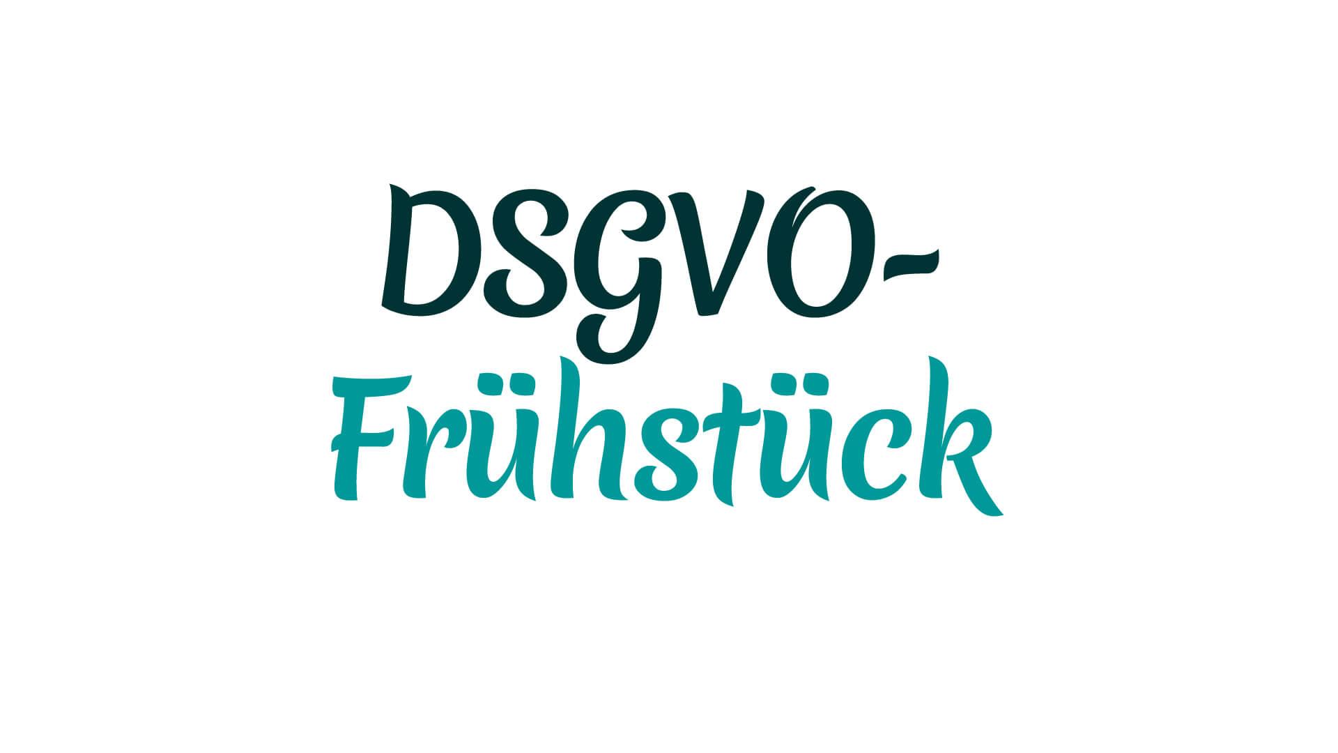 DSGVO-Frühstück mit Heike Mareck